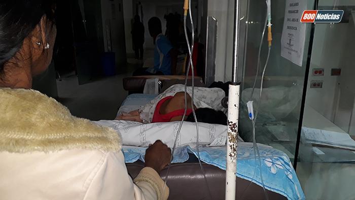 emergencia hospital clínico , hcu