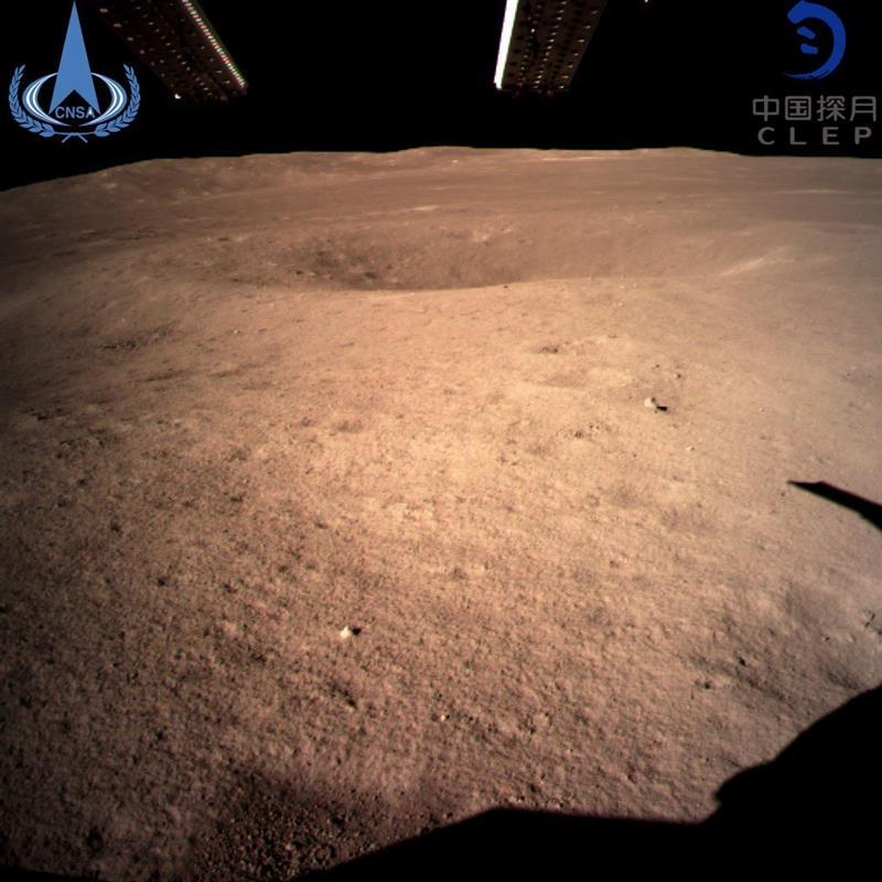 alunizar una sonda en la cara oculta de la Luna