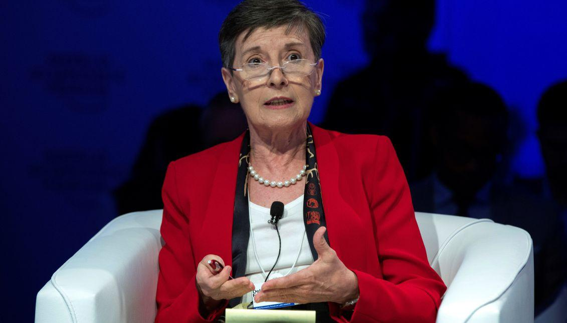 Delia Ferreira - Transparencia internacional