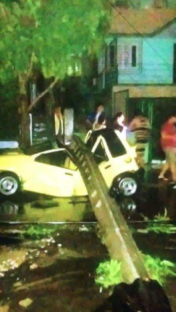 tornado en Cuba