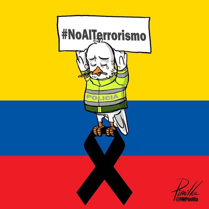 Colombia caricaturas