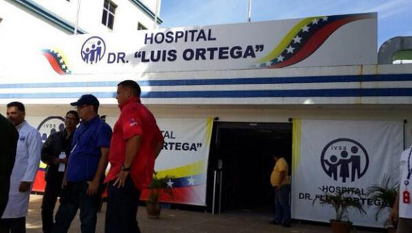 Hospital Luis Ortega de Porlamar