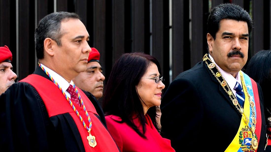 Maduro TSJ - Maikel - Cilia Flores