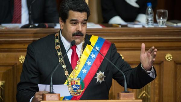 Maduro en la ANC - Memoria y Cuenta