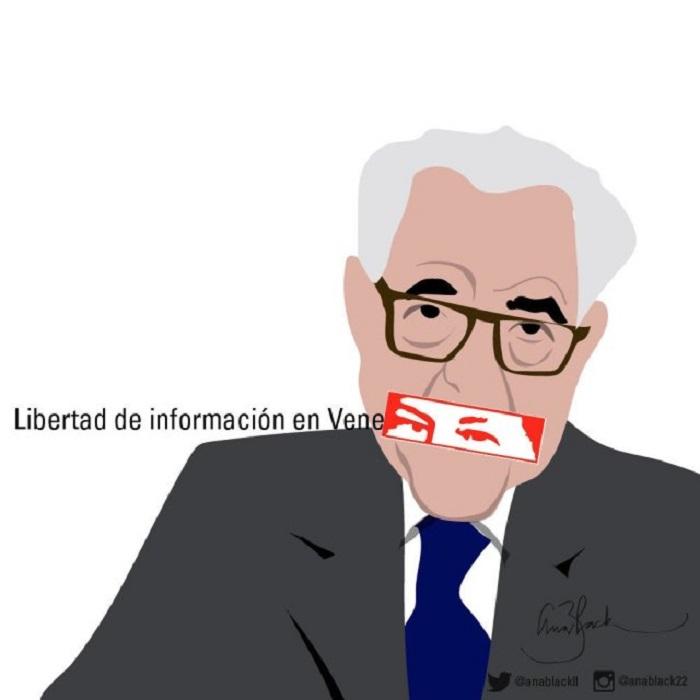 caricatura censura