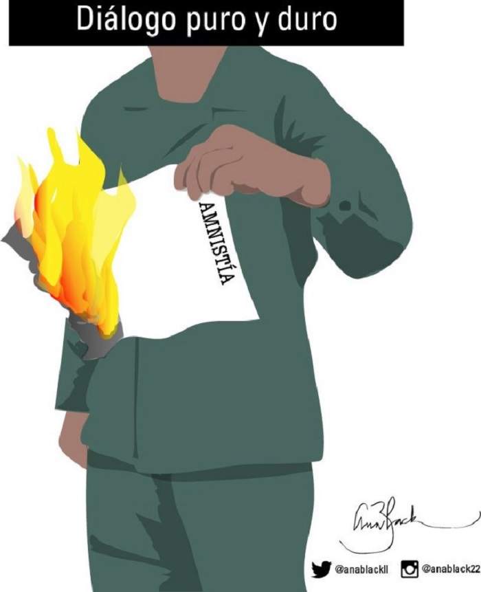 caricatura militar