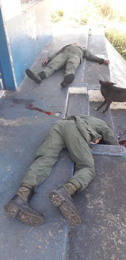 gnb asesinados - upata (2)