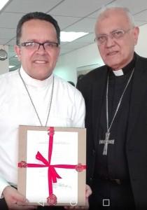 Cardenal Porras entregará pruebas del Milagro
