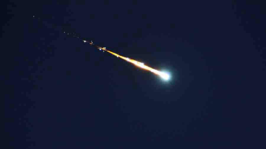 """Meteorito En Venezuela: Reportan Haber Visto Una Especie De """"meteorito"""