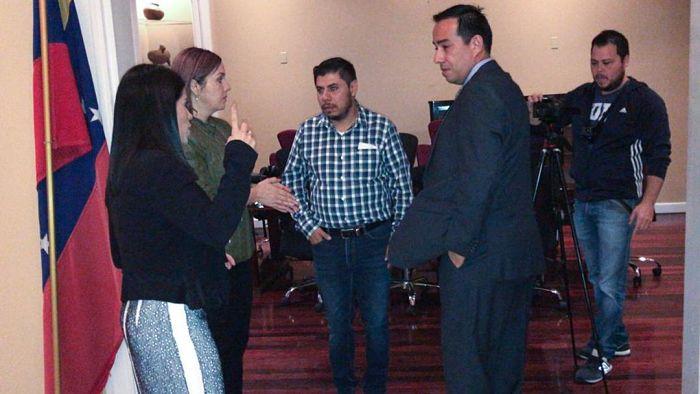 María Faría - Embajadora de Guaidó toma control de la sede administrativa en Costa Rica