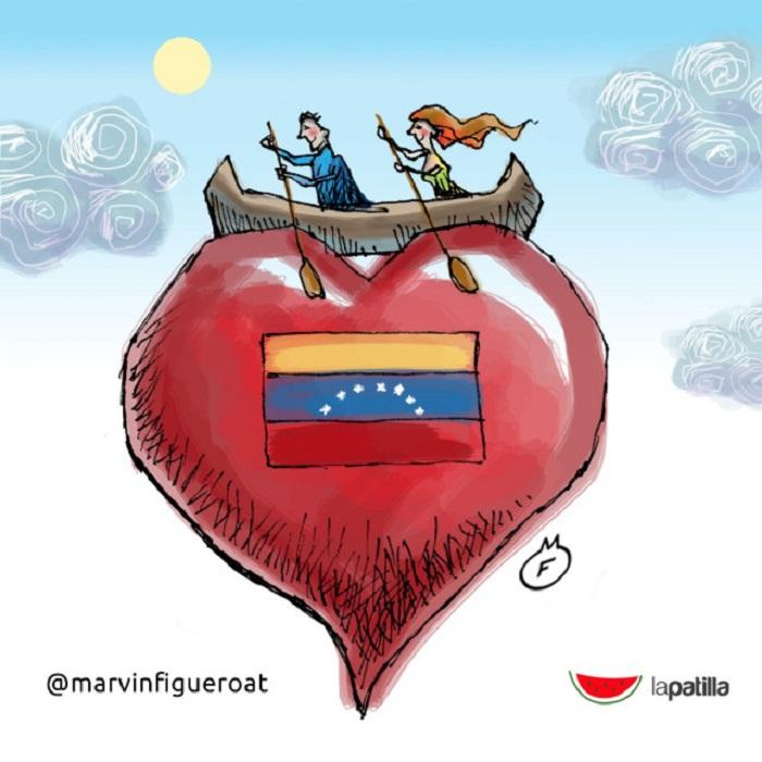 caricatura marvin