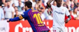 Triplete de Messi lidera remontada del Barcelona ante el Sevilla 45e58f015dc3a