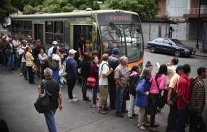 VENEZUELA-CRISIS-POWER-RESTORED