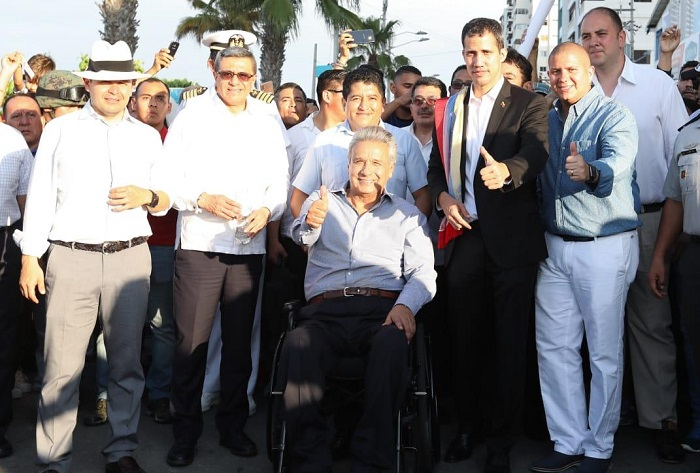 Foto: @TVVnoticias