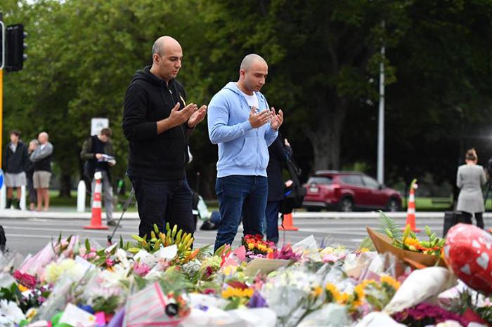 homenaje, ataque terrorista, nueva zelanda (2)
