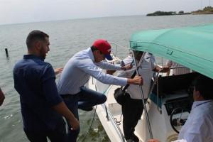 GUAIDÓ 2 lancha