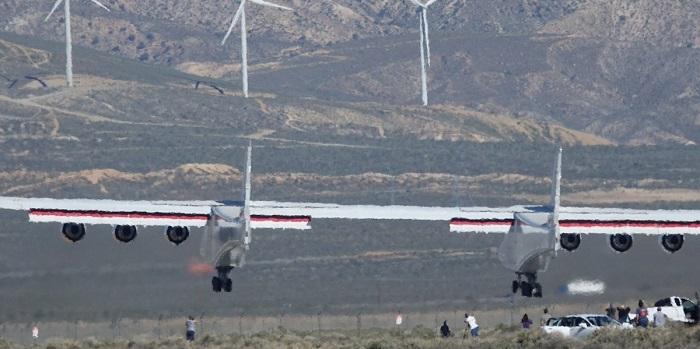 Stratolaunch, avion mas grande del mundo (4)