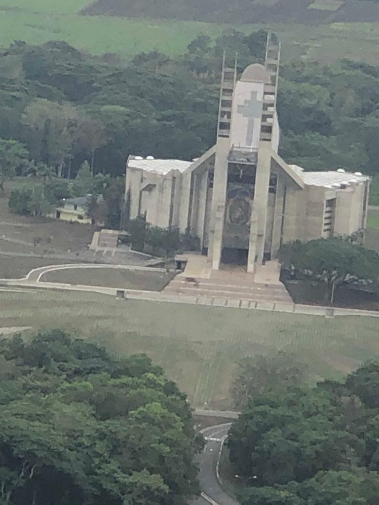 Santuario Virgen de Coromoto en Guanare, Portuguesa