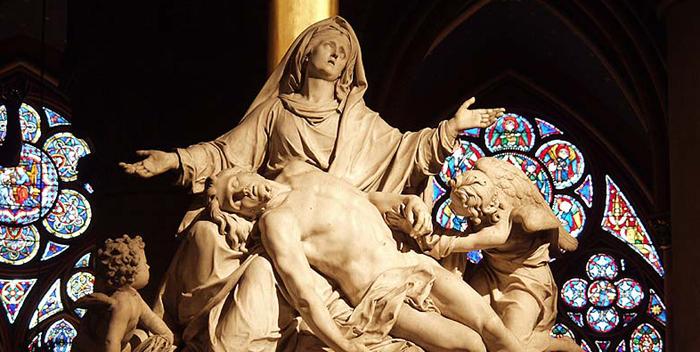 Resultado de imagen para la piedad notre dame