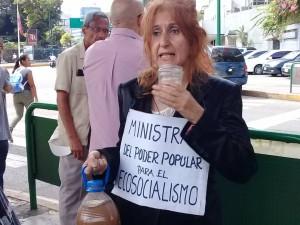 protesta m1