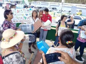 protesta m3
