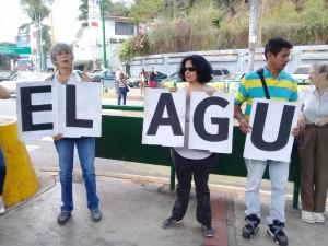 protesta m6