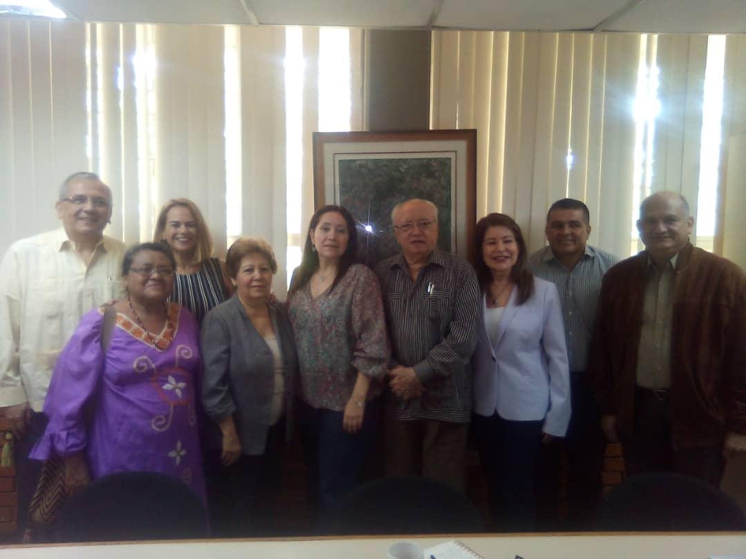 Diputados en la Universidad del Zulia - LUZ