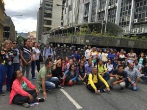 protesta maestros