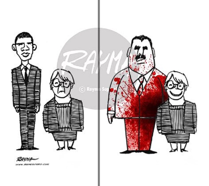 Caricatura Rayma