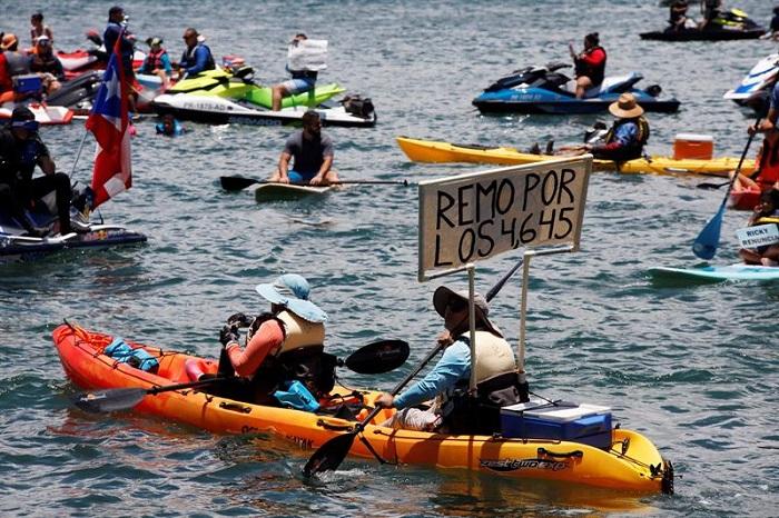 protesta acuatica, puerto rico (3)