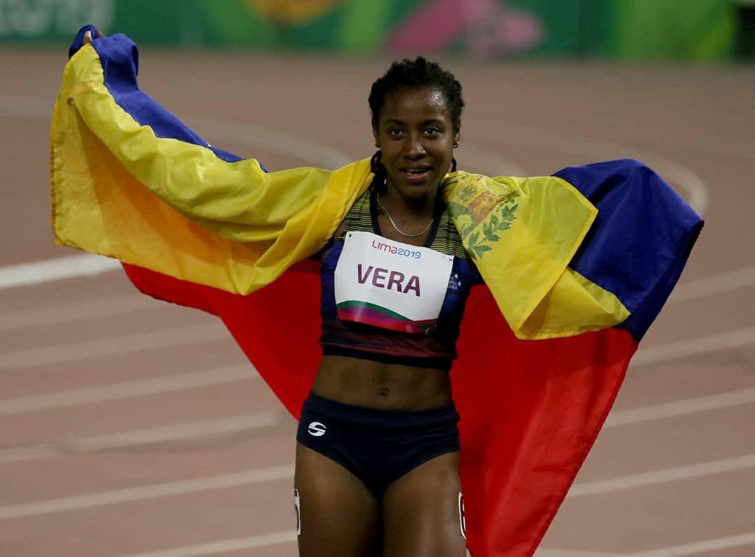 VIDEO   Parapanamericanos: Lisbeli Vera gana otra medalla de oro para Venezuela - 800Noticias