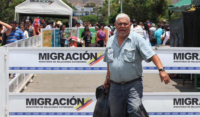 Venezolanos migrantes en Colombia 2