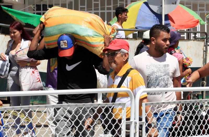 Venezolanos migrantes en Colombia 3