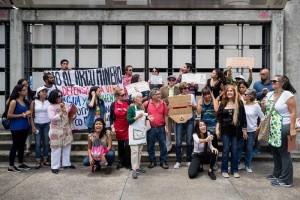 protesta amazonía caracas 2