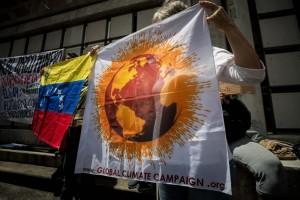 protesta amazonía caracas 3