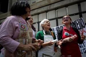 protesta amazonía caracas 5