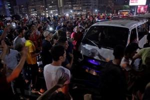 Protesta en Egipto 3