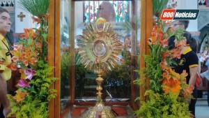 Iglesia Coromoto - Reliquia