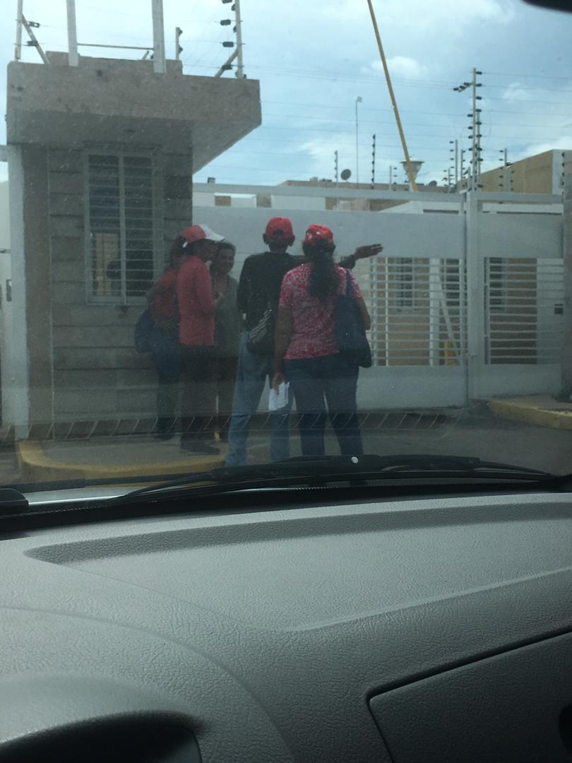 """funcionarios"" en maracaibo"