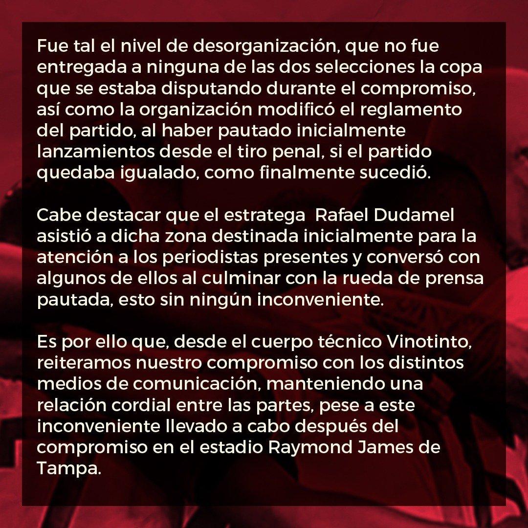 comunicado, fvf, vinotinto, partido contra colombia, rueda de prensa (4)