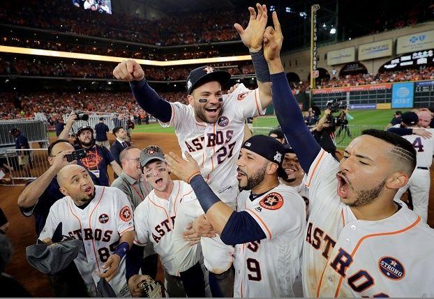 Altuve lleva a los Astros a la Serie Mundial