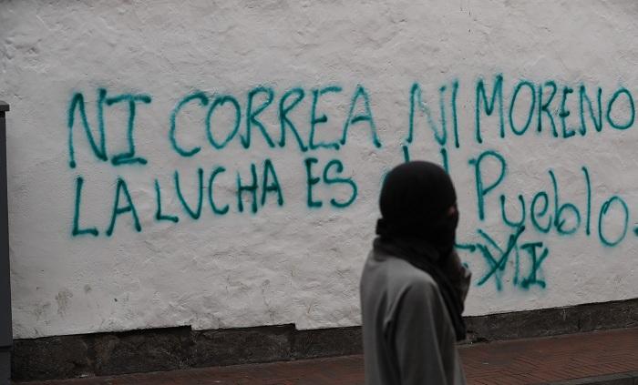 ECUADOR PROTESTAS (10)