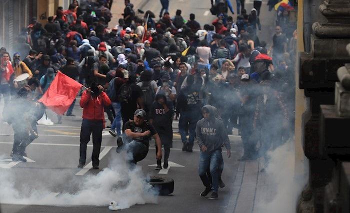 ECUADOR PROTESTAS (2)