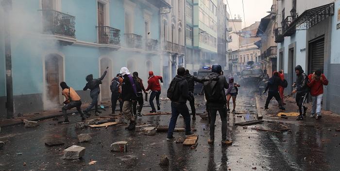 ECUADOR PROTESTAS (9)
