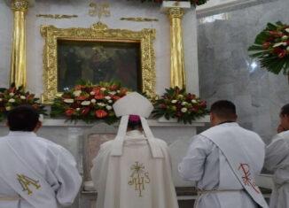 basilica menor de la Chinita en Cúcuta