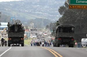 PROTESTAS ECUADOR 1