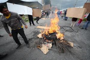 PROTESTAS ECUADOR 3