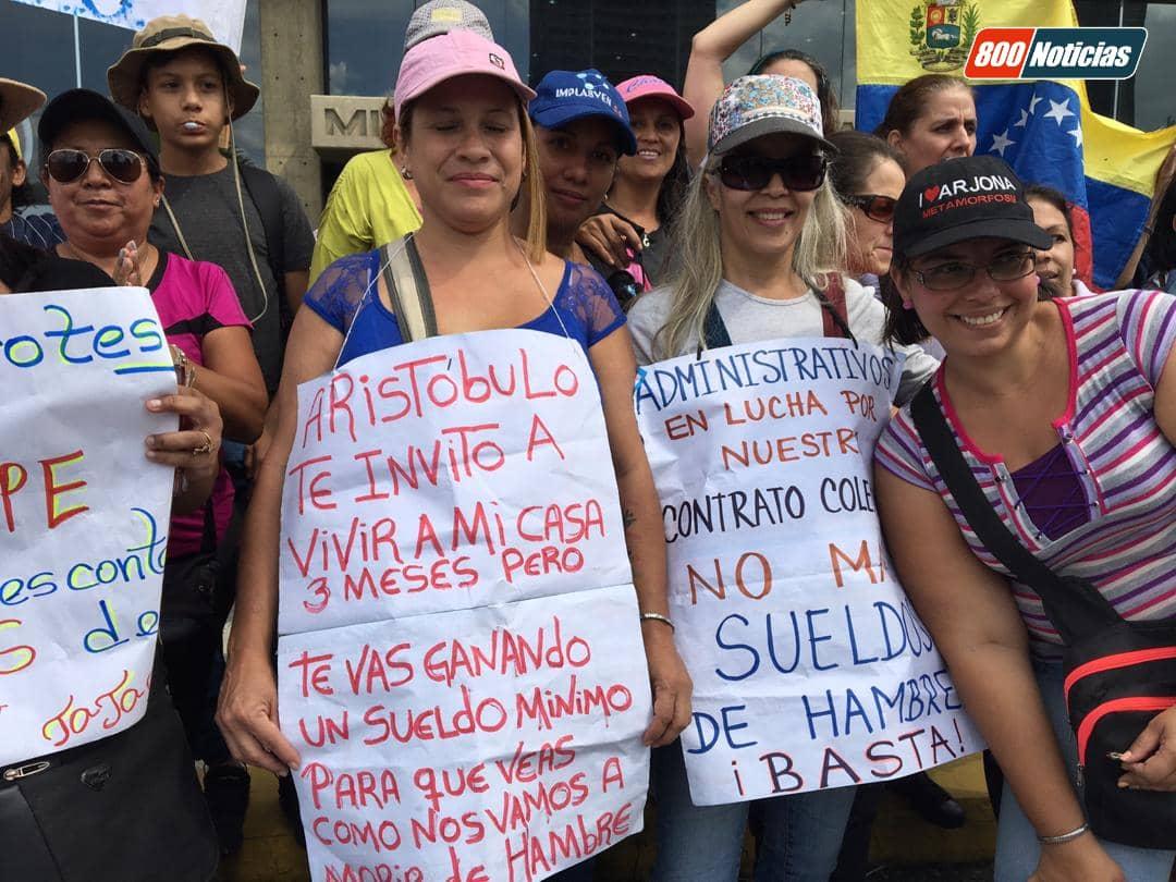 Protesta-Docentes
