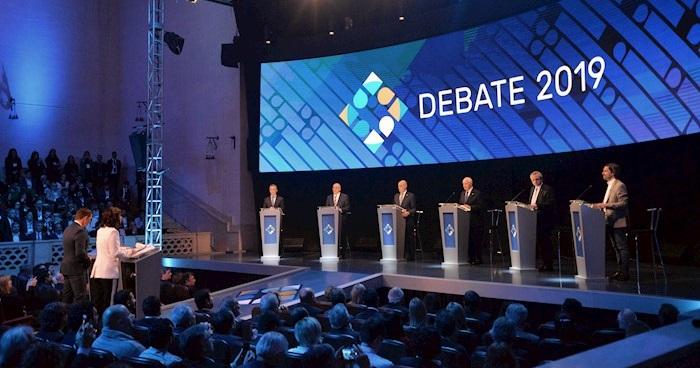 debate en argentina