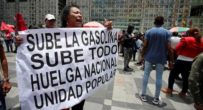 ecuaodor protestas